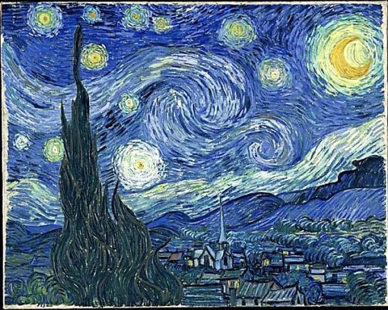 van-gogh-cuadros-noche-estrellada